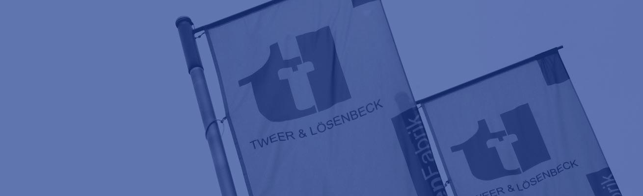 Tweer Lösenbeck Fahnen