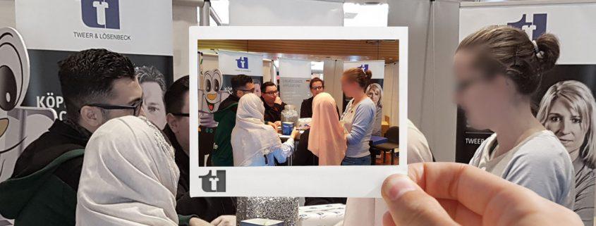 Tweer & Lösenbeck auf der ZAK Ausbildungsmesse 2018