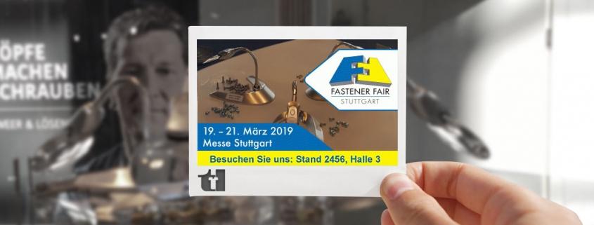 Fastener Fair 2019